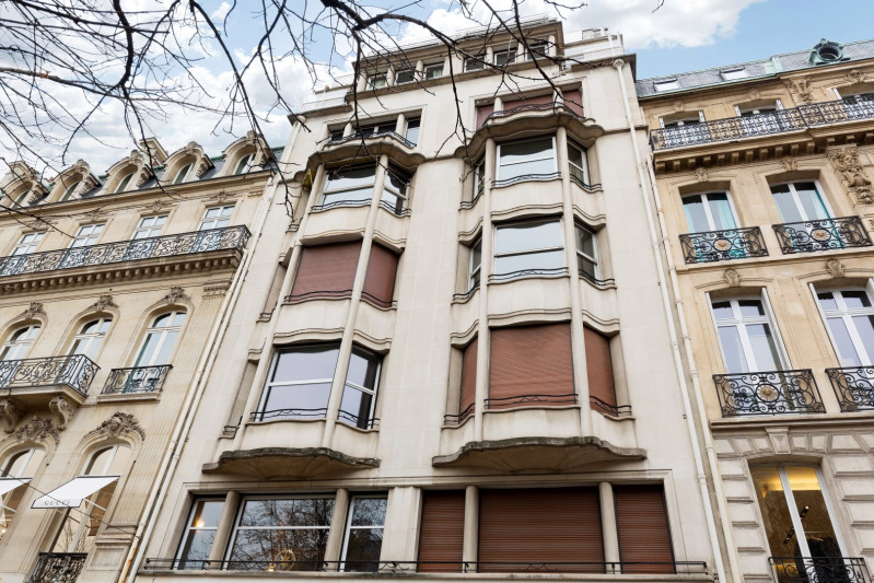 Venta de prestigio  apartamento Paris 8ème 2850000€ - Fotografía 11