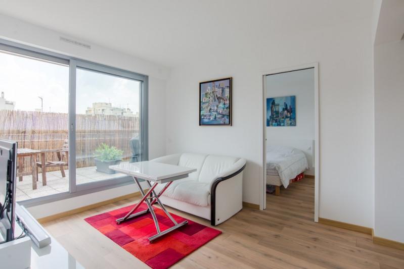 Sale apartment Paris 15ème 480000€ - Picture 3