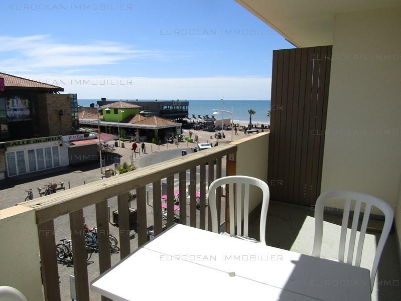 Alquiler vacaciones  apartamento Lacanau ocean 215€ - Fotografía 4