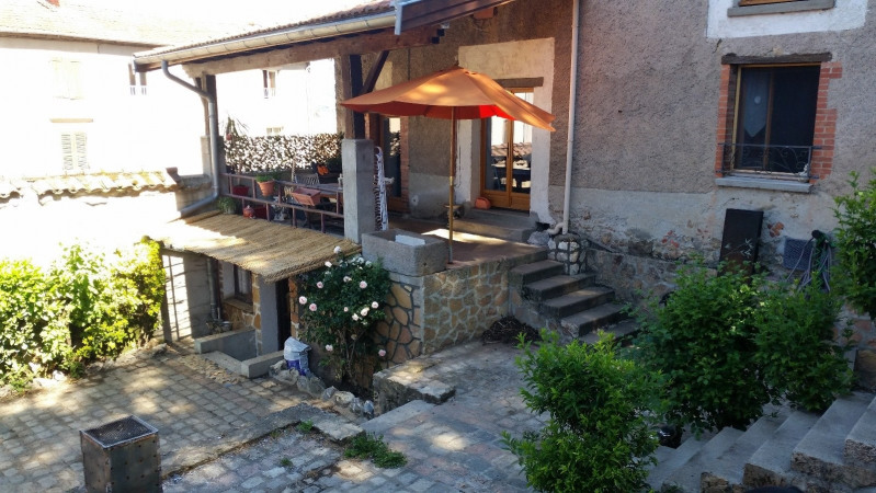 Vente maison / villa Yzeron 150000€ - Photo 1