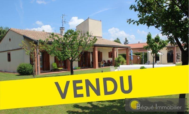 Sale house / villa Mondonville 440000€ - Picture 1