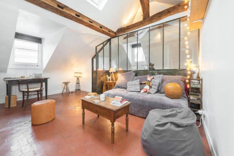 Sale apartment Paris 2ème 575000€ - Picture 3
