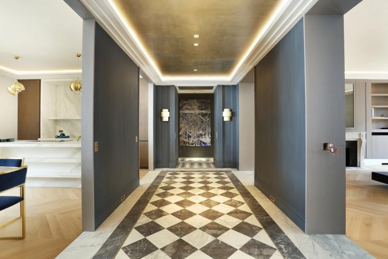 Verkoop van prestige  appartement Paris 8ème 5720000€ - Foto 2