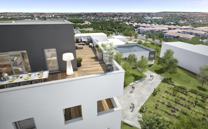 Vente appartement Toulouse 260000€ - Photo 8