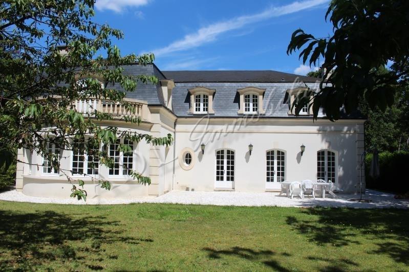 Vente de prestige maison / villa Lamorlaye 1450000€ - Photo 1