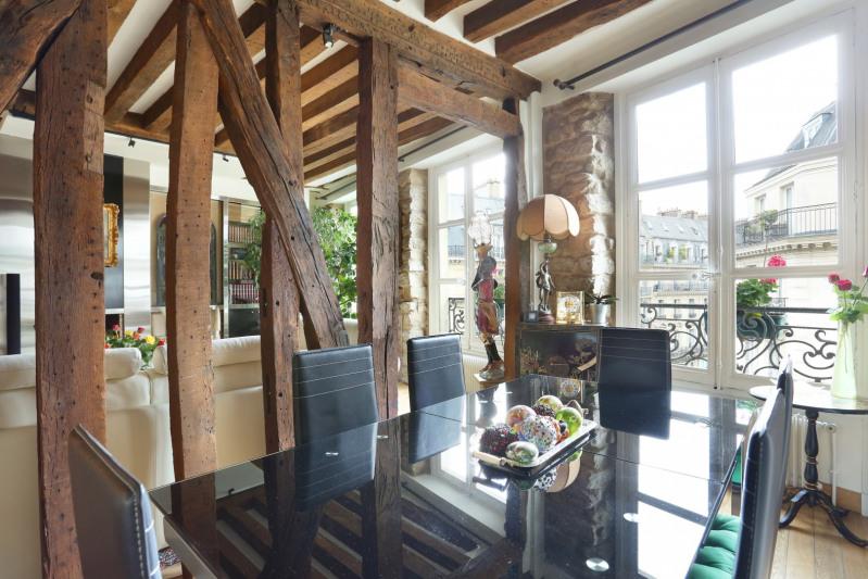 Vente de prestige appartement Paris 6ème 1790000€ - Photo 2