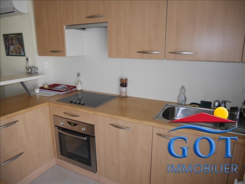 Verkoop  appartement St laurent de la salanque 149000€ - Foto 2