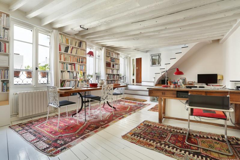 Verkoop van prestige  appartement Paris 11ème 1150000€ - Foto 1