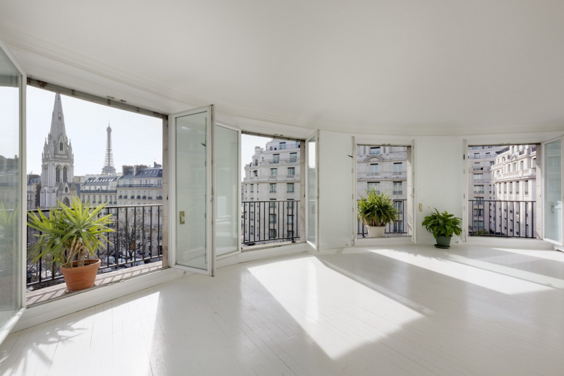 Deluxe sale apartment Paris 8ème 2 730 000€ - Picture 3