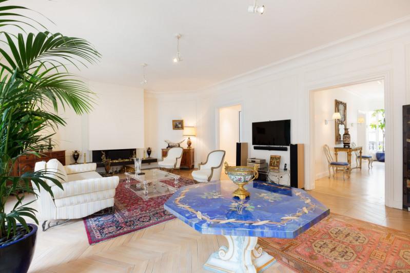 Deluxe sale apartment Paris 16ème 3150000€ - Picture 5