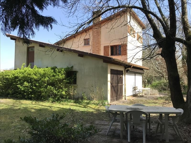 Sale house / villa Pontenx les forges 299000€ - Picture 1