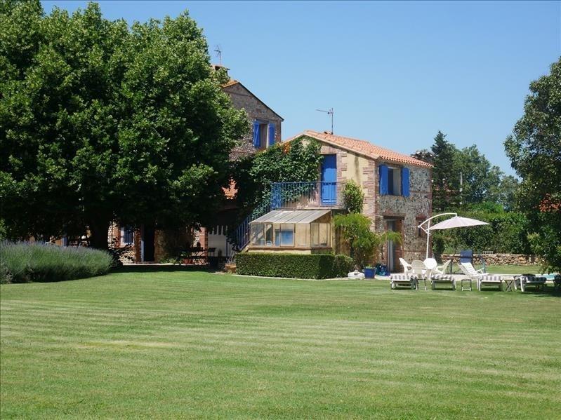 Deluxe sale house / villa Perpignan 840000€ - Picture 2