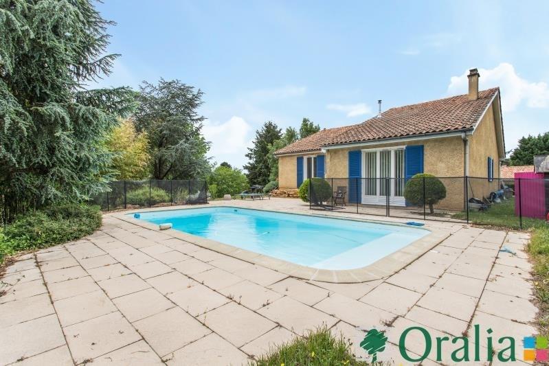 Vente de prestige maison / villa La tour de salvagny 600000€ - Photo 1