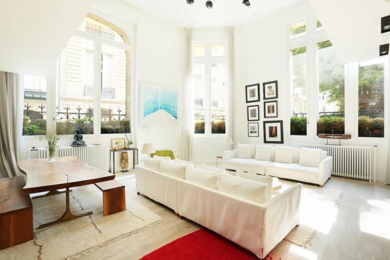 Verkauf von luxusobjekt haus Paris 16ème 3350000€ - Fotografie 1