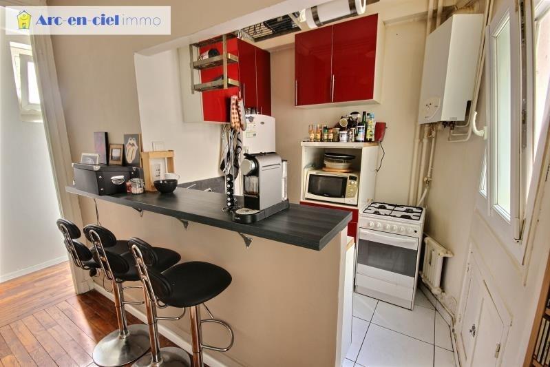 Revenda apartamento Paris 20ème 320000€ - Fotografia 4