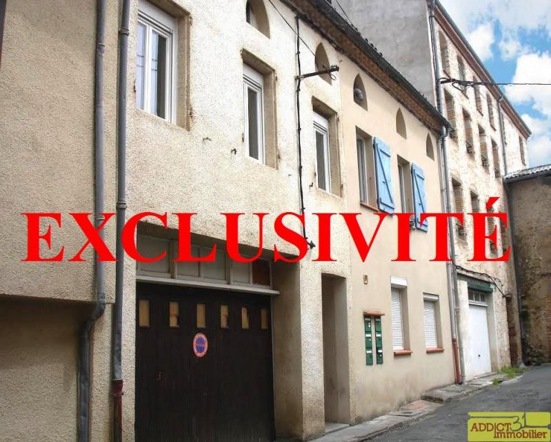 Produit d'investissement immeuble Graulhet 211000€ - Photo 1
