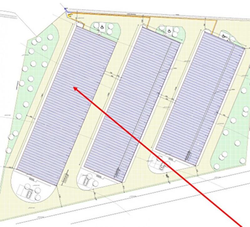 Location Local d'activités / Entrepôt Signes 0
