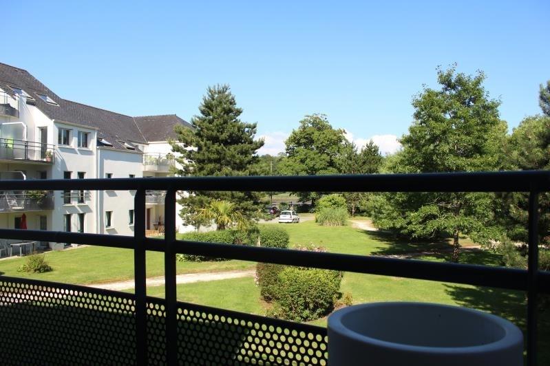 Sale apartment Quimper 128400€ - Picture 3