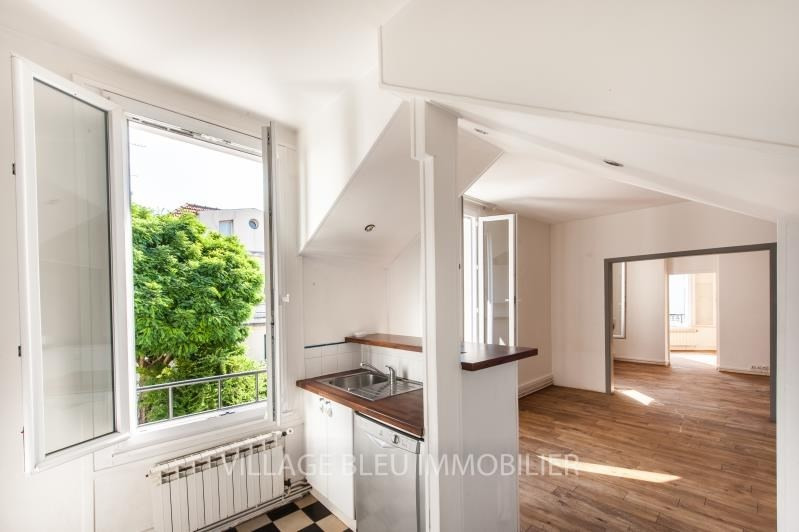 Vente appartement Courbevoie 347500€ - Photo 3