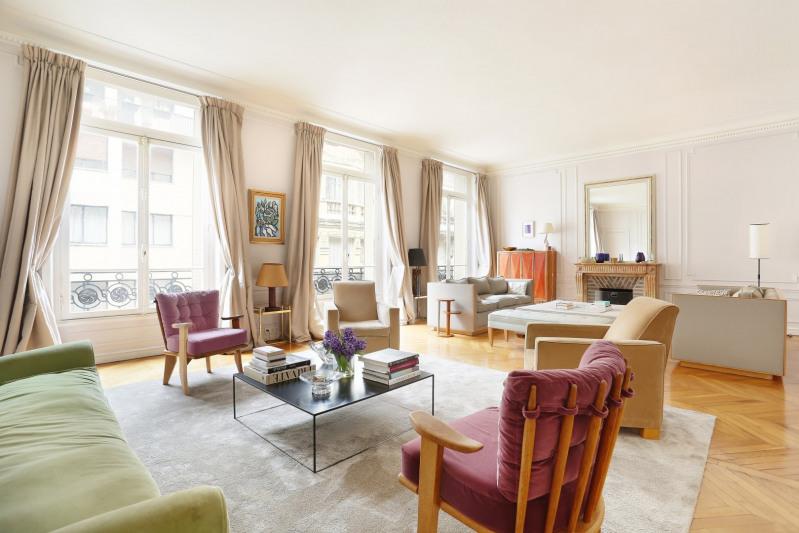 Vente de prestige appartement Paris 16ème 2750000€ - Photo 3