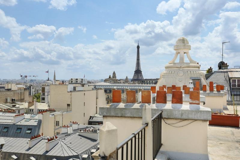 Paris VIIIe - Rue Balzac