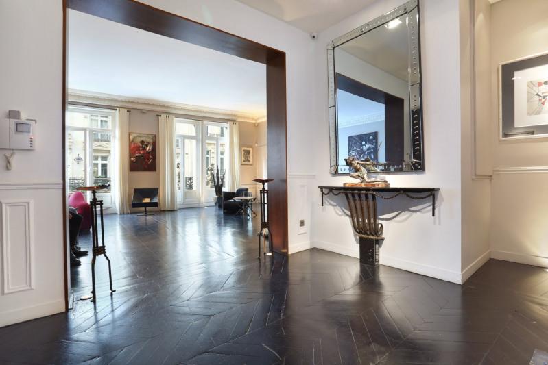 Vente de prestige appartement Paris 8ème 4320000€ - Photo 2