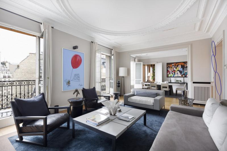 Verkoop van prestige  appartement Paris 8ème 9465000€ - Foto 3