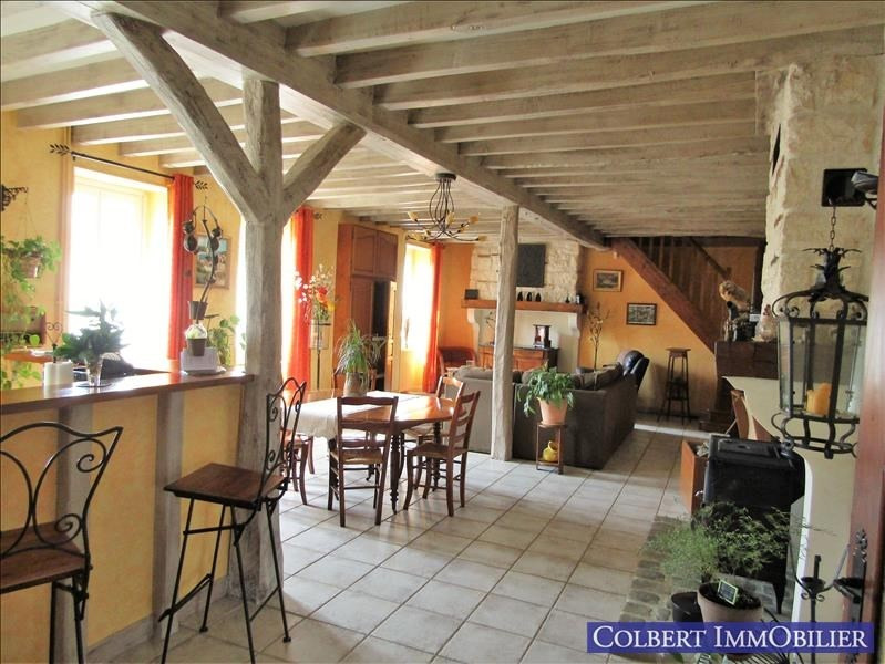 Vente maison / villa Bleigny le carreau 267 000€ - Photo 2