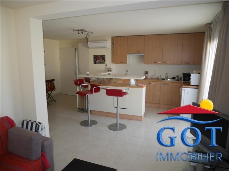 Verkoop  appartement St laurent de la salanque 149000€ - Foto 1