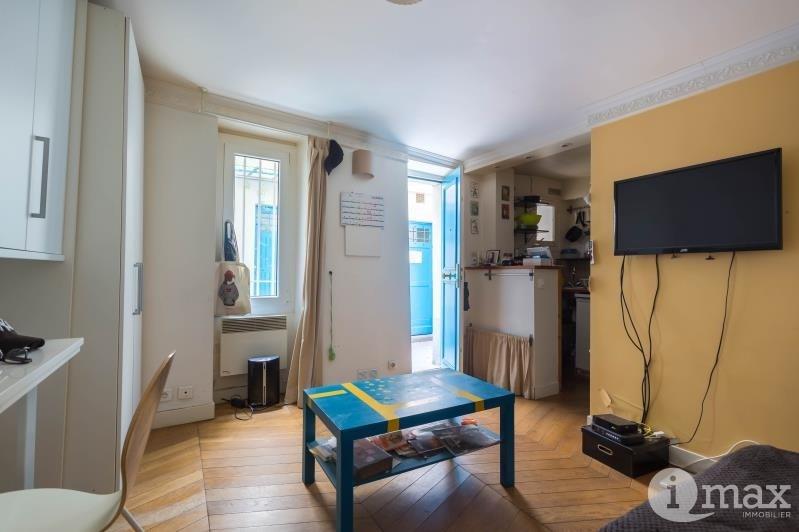 Sale apartment Paris 18ème 180000€ - Picture 2
