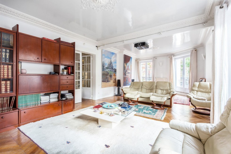 Vente de prestige appartement Paris 18ème 1 280 000€ - Photo 3