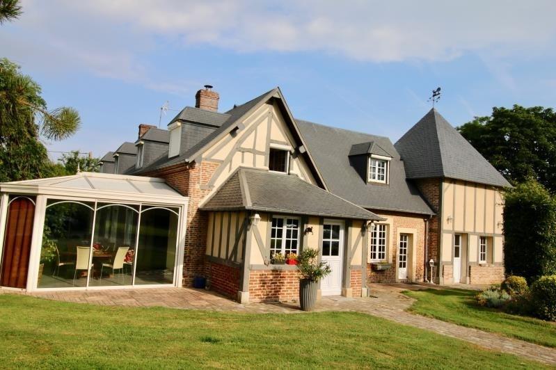 Deluxe sale house / villa La barre en ouche 590000€ - Picture 2