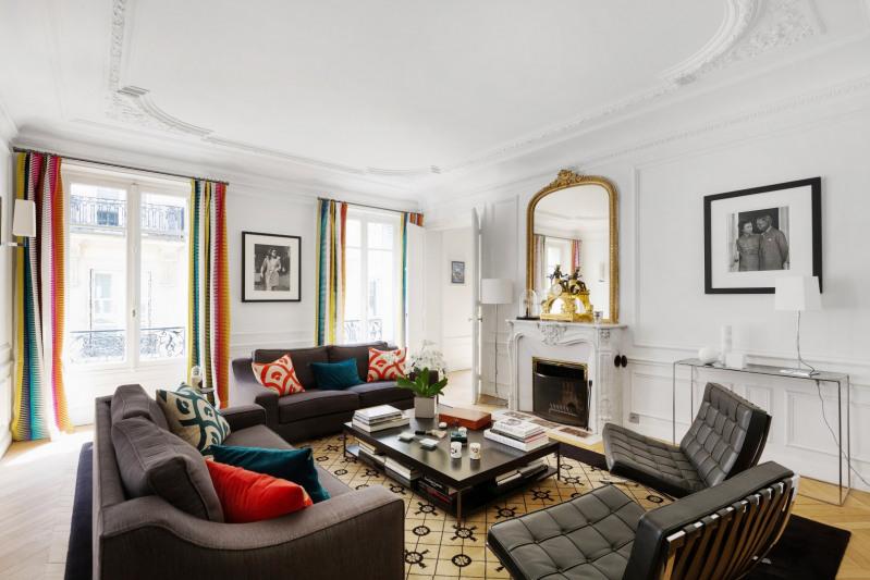 Vente de prestige appartement Paris 16ème 2260000€ - Photo 2