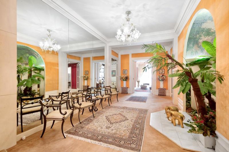 Revenda residencial de prestígio apartamento Paris 16ème 3990000€ - Fotografia 1