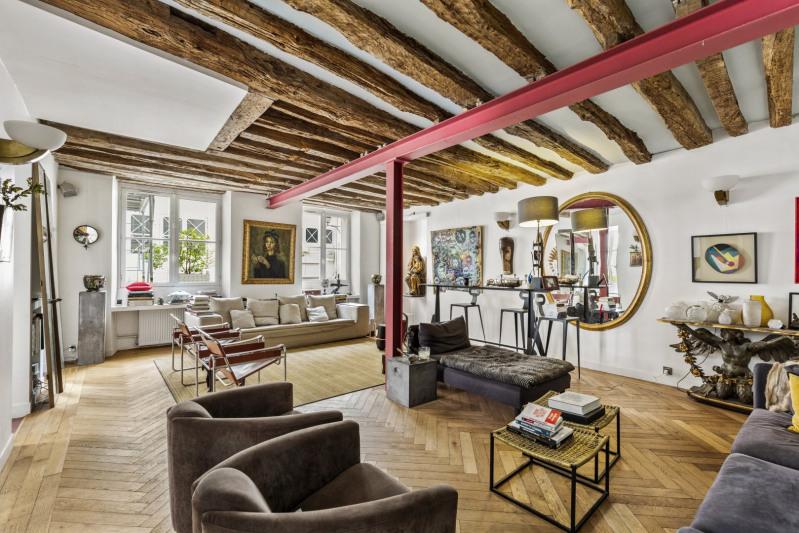 Vente de prestige appartement Paris 7ème 4950000€ - Photo 4