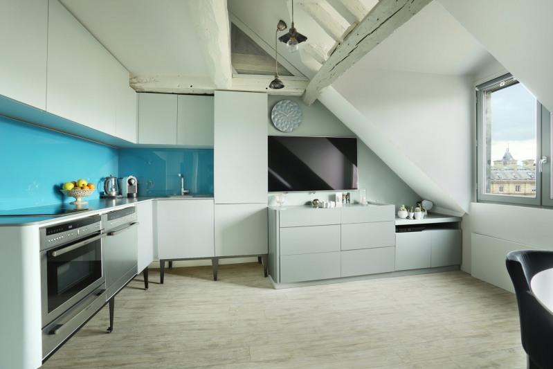 Venta de prestigio  apartamento Paris 1er 860000€ - Fotografía 3
