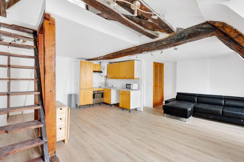 Vente de prestige appartement Paris 4ème 525000€ - Photo 4