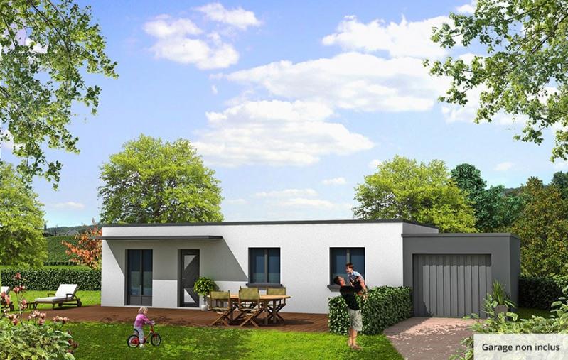 Maison  5 pièces + Terrain 345 m² Saint-Ouen-l'Aumône par MAISONS BARILLEAU