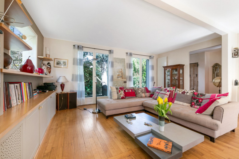 Immobile residenziali di prestigio casa Saint-cloud 1850000€ - Fotografia 5