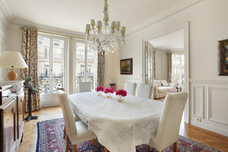 Vente de prestige appartement Paris 8ème 2625000€ - Photo 5
