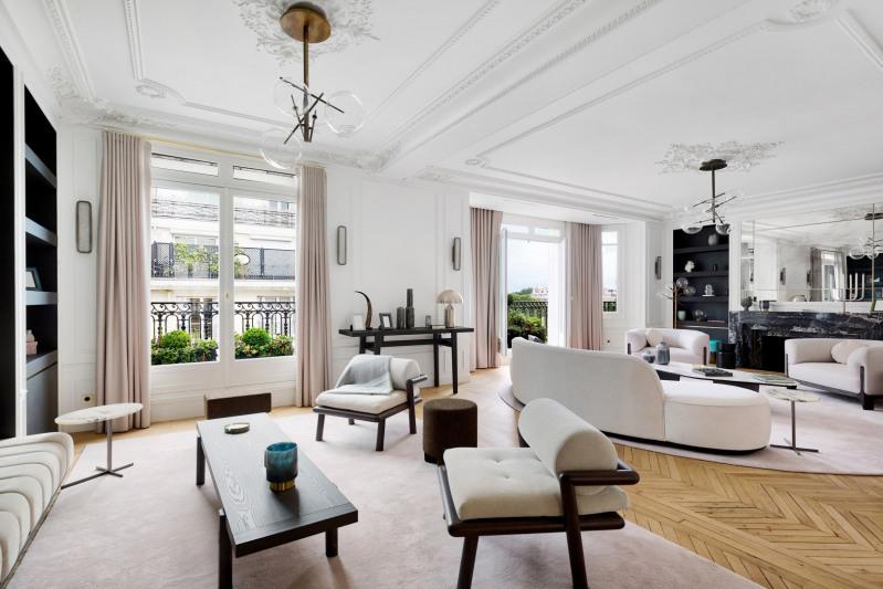 Immobile residenziali di prestigio appartamento Paris 16ème 6500000€ - Fotografia 4