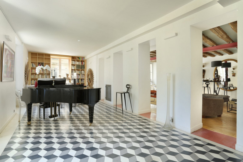 Deluxe sale apartment Paris 7ème 4 950 000€ - Picture 5