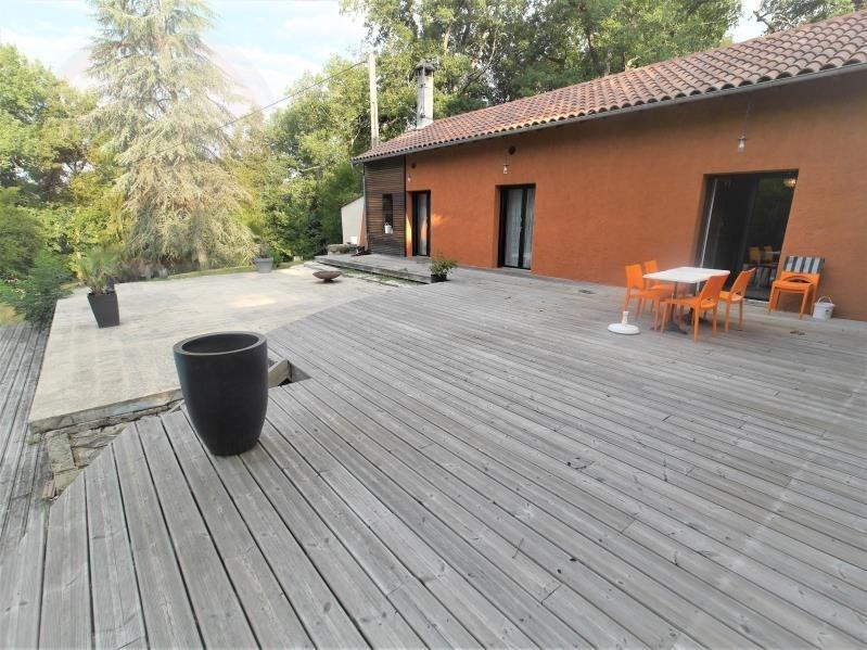 Vente maison / villa Lunas 391000€ - Photo 1