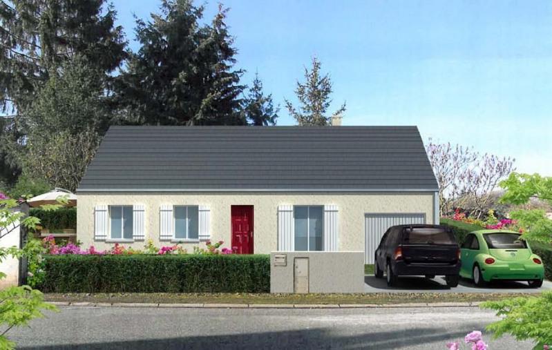 Maison  5 pièces + Terrain 1350 m² Gressey par MAISONS ELISA