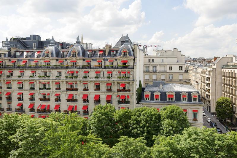 Vente de prestige appartement Paris 8ème 2950000€ - Photo 1