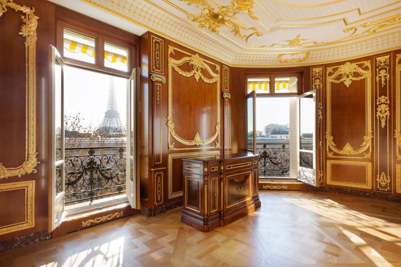 Revenda residencial de prestígio apartamento Paris 16ème 8400000€ - Fotografia 3