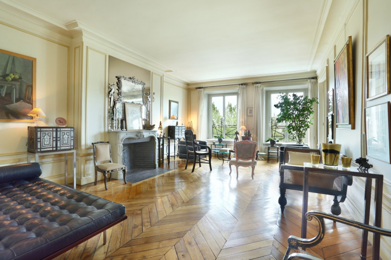 Deluxe sale apartment Paris 7ème 6 500 000€ - Picture 3