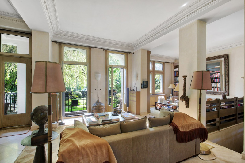 Deluxe sale apartment Neuilly-sur-seine 2960000€ - Picture 8