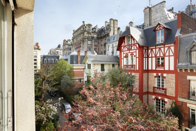 Revenda residencial de prestígio apartamento Paris 16ème 1090000€ - Fotografia 11
