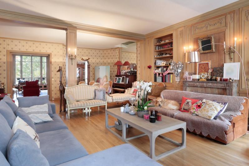 Immobile residenziali di prestigio appartamento Paris 16ème 2250000€ - Fotografia 1